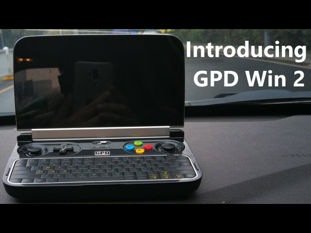 Introducing the GPD Win 2