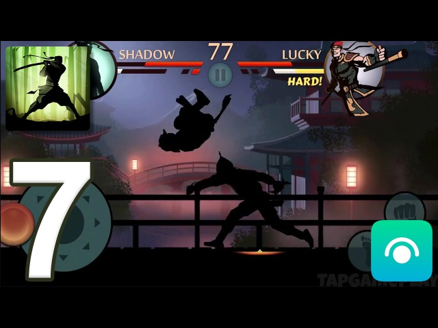 Shadow Fight 2 - Gameplay Walkthrough Part 7 - Act 2 (iOS, Android)