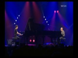 Tigran Hamasyan &amp Martial Solal - Jazz sous les Pommiers - 2011 #PianoDuo