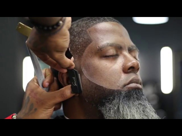 BEST BARBER IN THE WORLD 2017