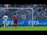 FIFA 18 Алекс Хантер в касание