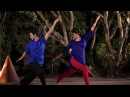 10 MIN YOGA DANCE ROUTINE FROM THE NATYA AEROBICS COLLECTION....