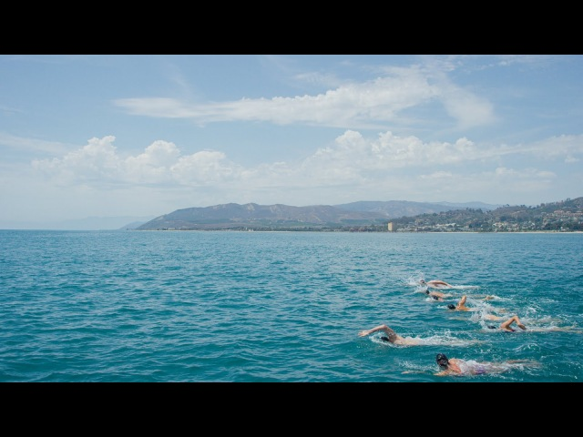 Fueled by Water - The Deep Enders, Open Water Swimmers