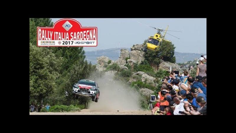 Rally WRC Italia Sardegna 2017 HIGHLIGHTS