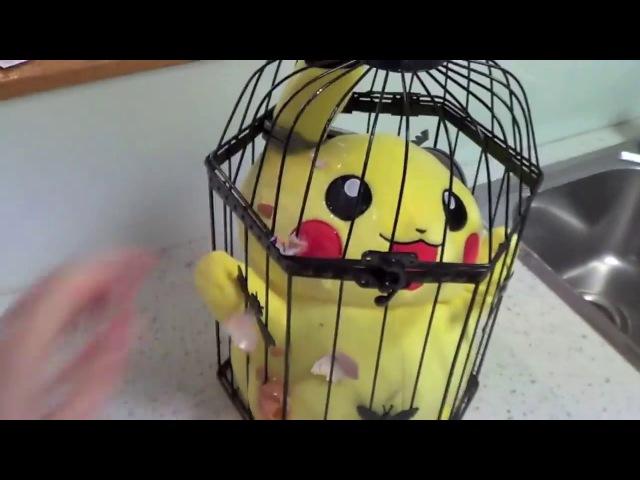 Злой повар - как поймать покемона