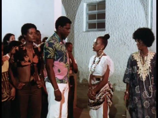 A deusa negra Ola Balogun 1979