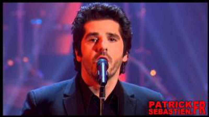 Patrick Fiori Parle plus bas Live dans Les années Bonheur hommage Tino Rossi