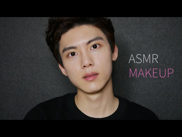 [Sub] Korean ASMR Filming Day Makeup / 촬영할 때 메이크업