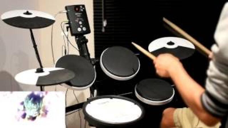 Boku no Hero Academia OP -【The Day】by Porno Graffitti - Drum Cover