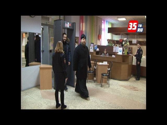 Митрополит Вологодский и Кирилловский Игнатий проголосовал в Вологде