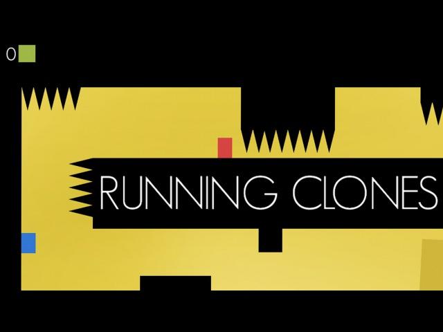 ПРЫГАЙ И СОЗДАВАЙ КЛОНОВ | Running Clones | DEMO ВЕРСИЯ