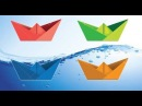 How to Make a easy Paper Boat Origami Step by Step Tutorial Mr.Paper crafts