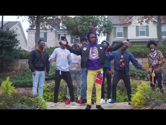 Lil Uzi Vert - Loaded Dance Video ft the Reverse Boys Ayo Teo and The Gang Filmed by @SauceBoyCam