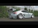 Pandem Porsche 987.2 PDK Cayman w/ ARMYTRIX Exhaust x Dynamic Motion Media