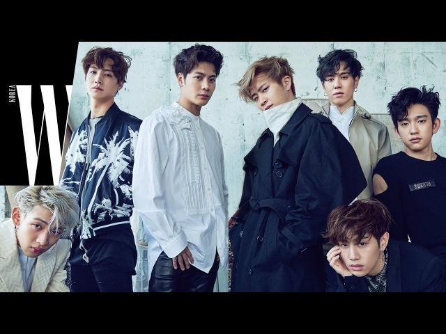 [W Korea] We Got It - GOT7 Fashion Film Ⅰ(갓세븐 패션 필름)