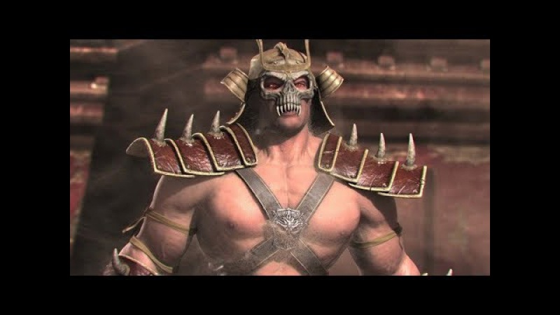 Mortal Kombat 2011 4 Шао Кан наносит ответный удар