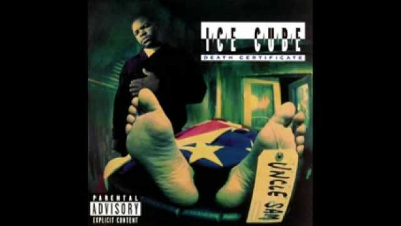 Ice Cube-I Wanna Kill Sam-Death Certificate