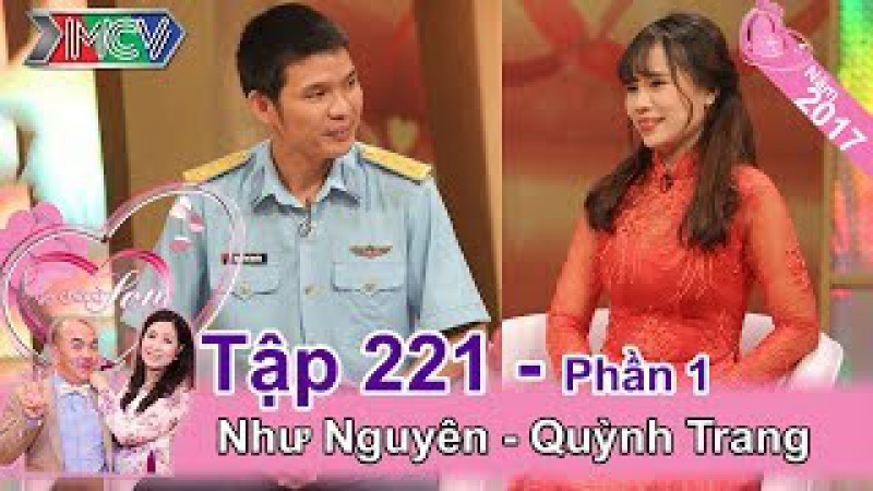 'Sướng - khổ' khi lấy chồng bộ đội và cặp đôi 3 năm yêu qua mạng |Như Nguyên - Quỳnh Trang| VCS 221