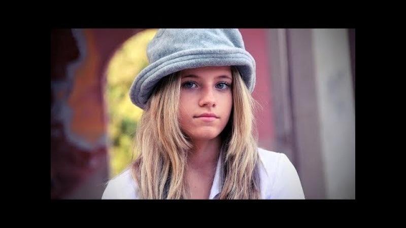 Veta Antonova Young Model Compilation