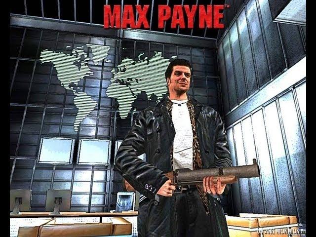 Прохождение игры Max Payne Часть 2 Воздушный Замок[1]