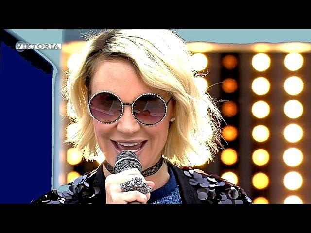 KATE RYAN ~ Désenchantée @ZDF Fernsehgarten 14. 05. 2017
