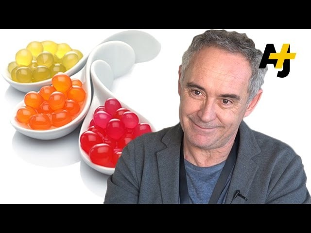 Chef Ferran Adria Is Getting Ready To Blow Your Mind Again