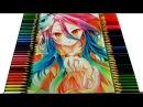 Drawing Schwi Dola No game no life Zero ノーゲーム・ノーライフ ゼロ