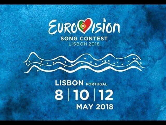 Eurovision Song Contest 2018 TOP 43 so far before show