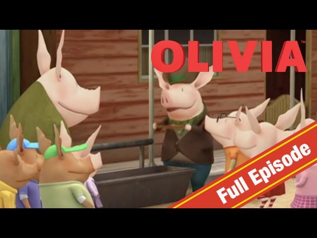 Olivia the Pig Olivia''s Old West Treasure Hunt Olivia Full Episodes