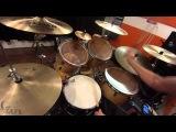 Fleshgod Apocalypse - The Violation Drum cover by