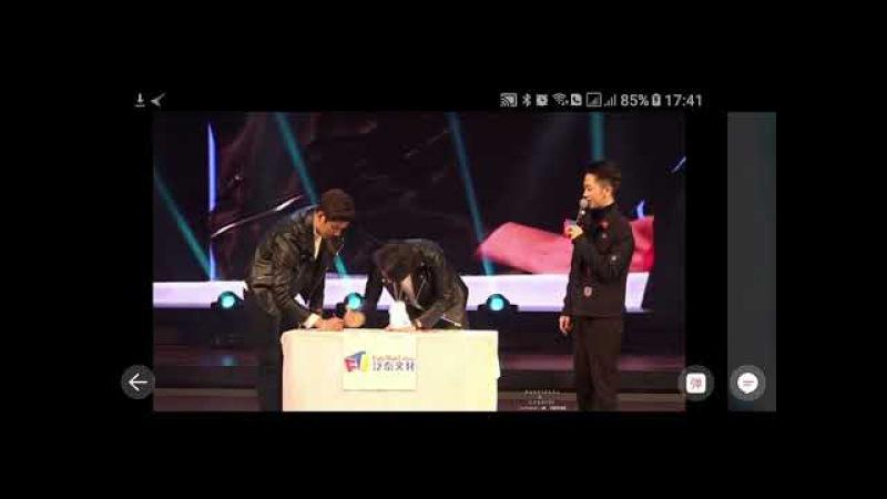 6MoonsAsiaTour Fan Meet in Tianjin China [ Part 5/5]