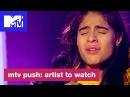 Jessie Reyez Performs 'Cotton Candy' MTV Push Artist to Watch