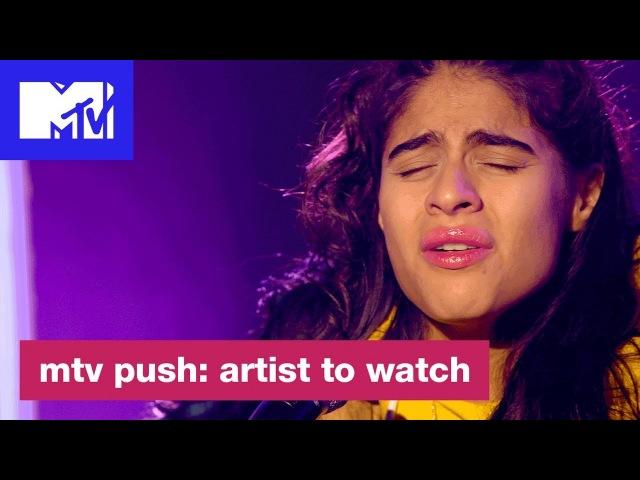 Jessie Reyez Performs 'Cotton Candy' | MTV Push Artist to Watch