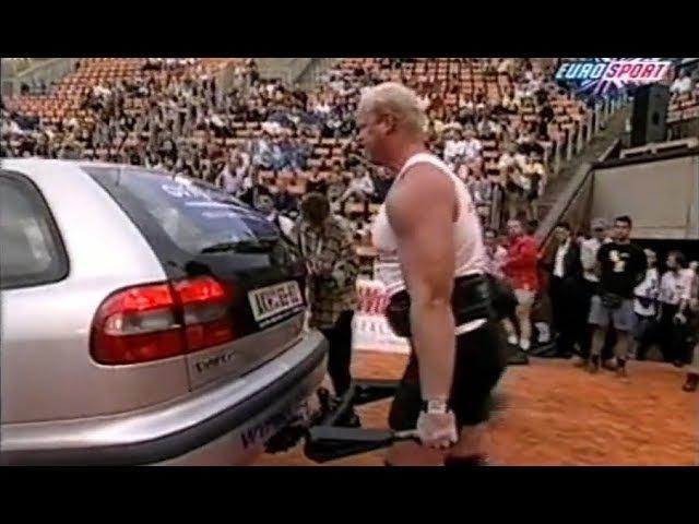 1999 IFSA Strongman Czech Grand Prix