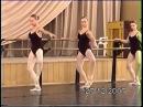 Урок классического танца упражнения у палки