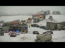 Most Massive and Big Truck Accident Multi Vehicle Crash