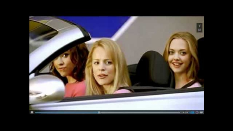 Mean Girls - Get in loser we're going shopping