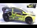 Видео обзор модели Vaterra Rallycross Ford Fiesta от