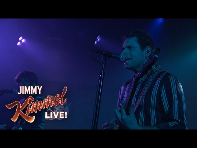 Lo Moon This Is It Jimmy Kimmel Live
