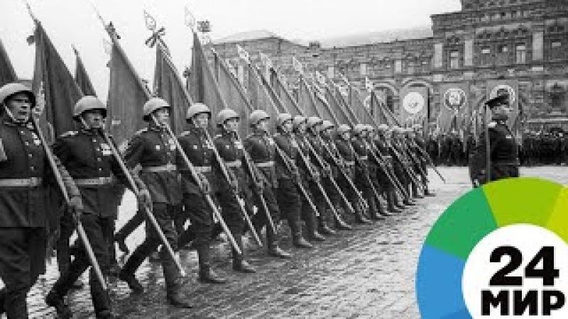 Всех сильней 100 лет со дня создания Красной армии - МИР 24