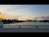 Ванильное небо Майами. Vanilla sky, Miami Beach, Florida