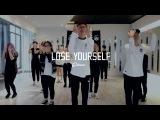 MDS  Choreography - Beginner (Eminem - Lose Yourself) by MarVin Mava
