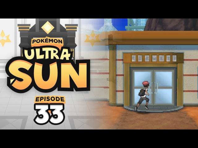 BLUSH MOUNTAIN and early evo?   Pokemon Ultra Sun Ultra Moon Let's Play - 33 w/ TheHeatedMo