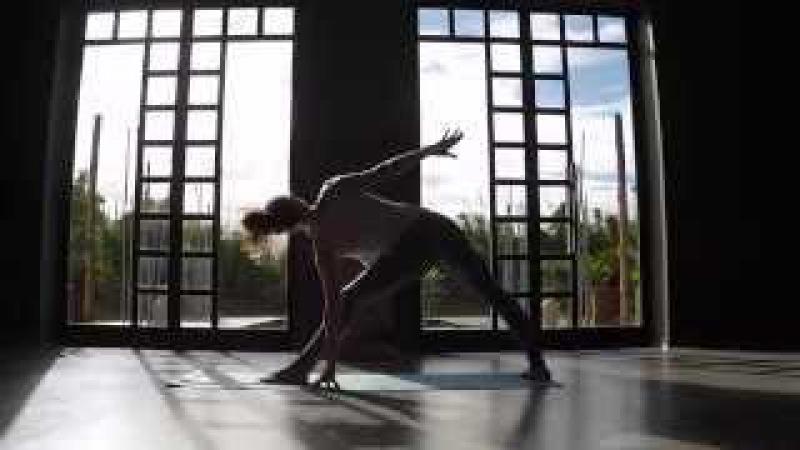 Yoga Vinyasa - Fluid Flow - Time Lapse GoPro