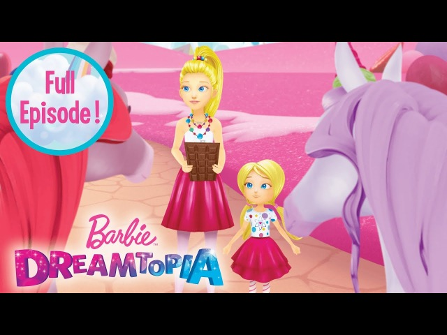 The Sweetville Parade   Barbie Dreamtopia: The Series   Episode 24