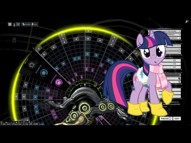 Warframe Mandachord: My Little Pony - Winter Wrap Up