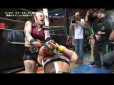 4. Goddesses Of Stardom Tag Team Championship: Kairi Hojo , Nanae Takahashi (c) Vs. Hudson Envy Kyoko Kimura (Stardom 2/2/15)