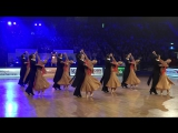 WDSF World Championship Formation STD 2017 - Vera Tyumen (Russian Federation)