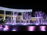 Кисловодск цвето-музыкальный фонтан с фаэр-шоу