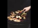 Шампиньоны в меню гризлигриль попали неслучайно по своей сытности эти грибы не уступают мясу белка в них больше чем во мног
